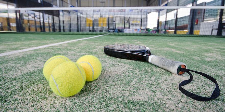 padel tenis sahası