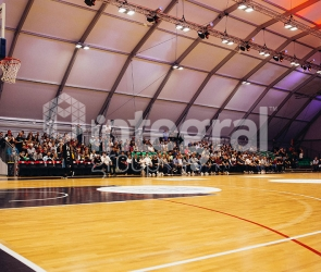 Avrupa Standartlarındaki Bir Basketbol Salonu Nasıl Yapılır?