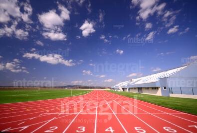 Atletizm Spor Sahası