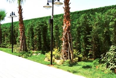 Bahçe Duvar Uygulaması