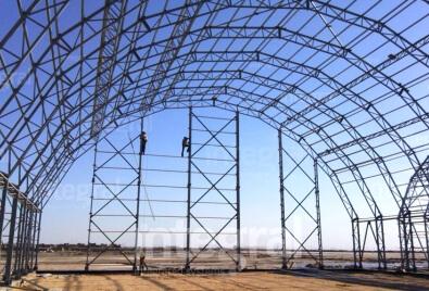 Çelik Yapı Uygulaması
