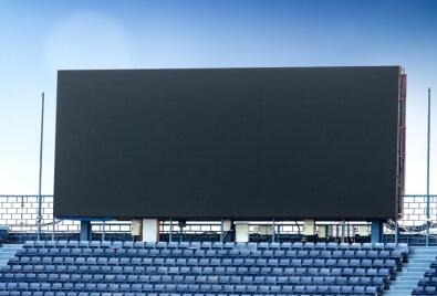 Echran Stadyum Bilboard Led Uygulaması