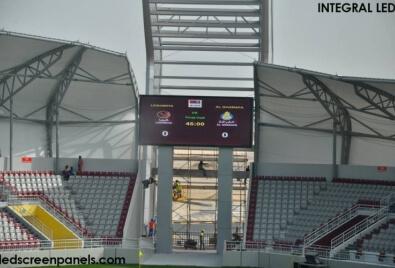 Echran Stadyum Led Uygulaması