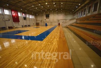 Kapalı Spor Salonu Uygulaması