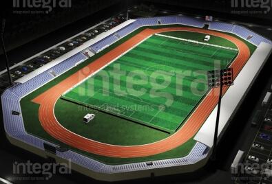 Stadyum Halı Saha Uygulaması
